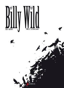 preview bande-dessinée, Billy Wild, le 13° Cavalier