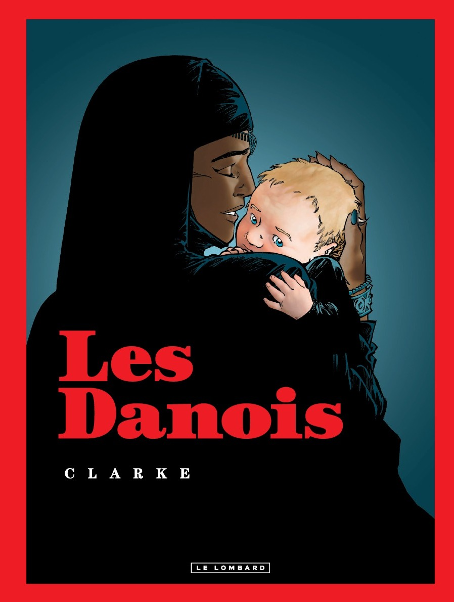 preview bande-dessinée, LES DANOIS T1 - Clarke - Le lombard - Preview