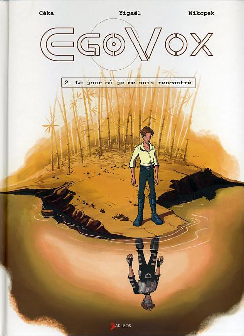 preview bande-dessinée, EGOVOX (Tome 2)