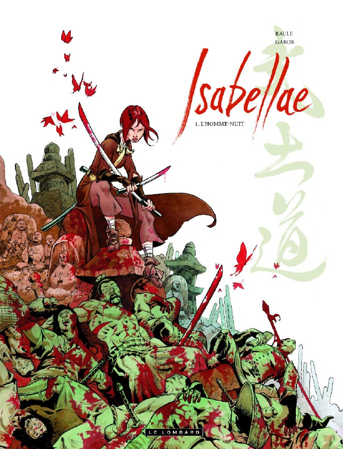 preview bande-dessinée, ISABELLAE - Tome 1 - Raule/Gabor - Le Lombard - Preview