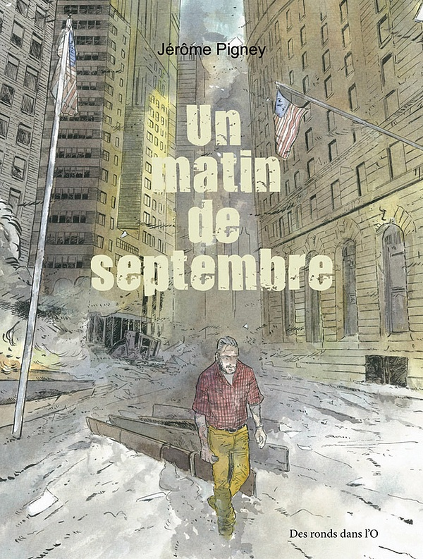 preview bande-dessinée, UN MATIN DE SEPTEMBRE - Pigney - Des ronds dans l'O - Preview