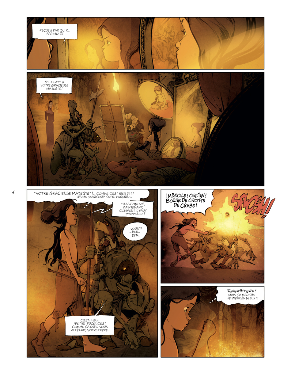 preview bande-dessinée, SORTILEGES Tome 2, Editions DARGAUD