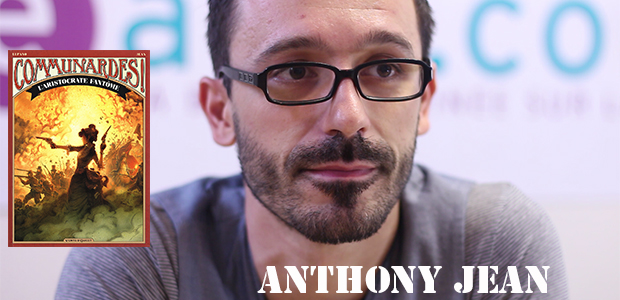 Anthony Jean dans la commune de Paris