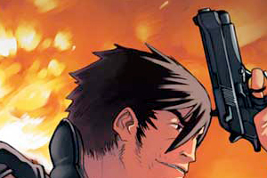 Previews bande-dessinée, cross fire tome 2