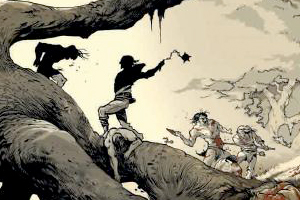 Previews bande-dessinée, Preview : Le diurne, tome 1 aux éditions 12bis