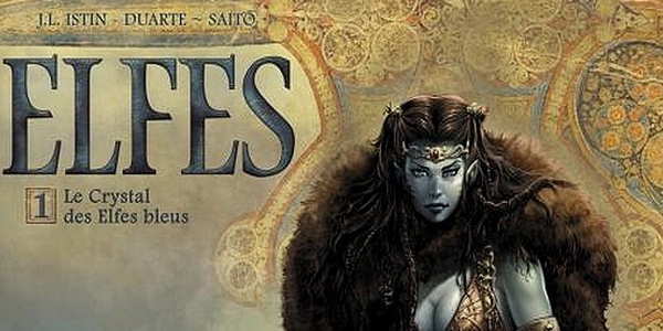 Previews bande-dessinée, ELFES T1 - JL Istin / JFK Duarte - Soleil - Preview