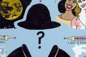 Previews bande-dessinée, Merci Hannukah Harry