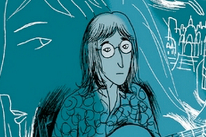 Previews bande-dessinée, JUKEBOX de Charles Berberian chez Audie/Fluide Glacial - Preview