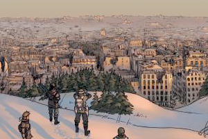 Previews bande-dessinée, Preview : Neige Fondation T2