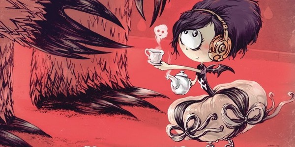 Previews bande-dessinée, SPOOKY ET LES CONTES DE TRAVERS - Carine-M/Élian BlackMor - Preview